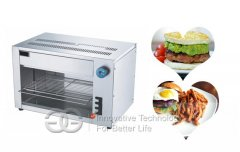 <b>Gas Infrared Bread Oven|Salamander CE Approval</b>