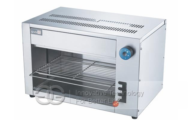 Gas Infrared Bread Oven|Salamander CE Approval