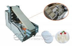 High Efficiency Dumpling Wrapper Making Machine