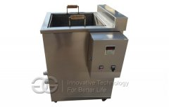 Single Tank Chicken Frying Machine For Sale