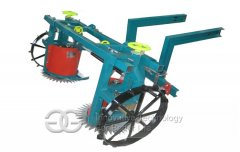 Cotton Stalk Harvester Machine