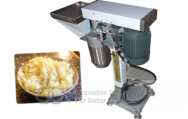 Potato Garlic Paste Crushing Making Machine