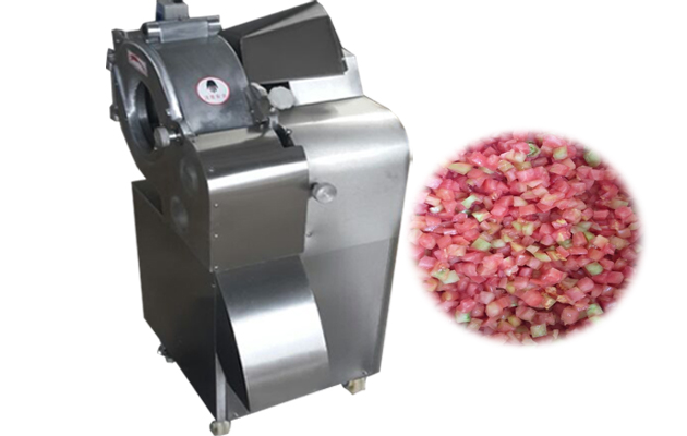 Vegetable Cuber and Dicer Machine