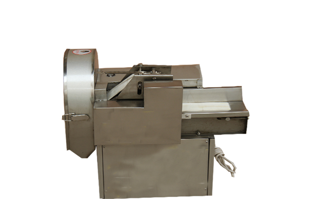Commercial Leave Vegetable Cutting Machine
