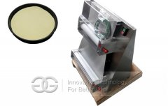 Low Price Pizza Dough Roller Machine|Pizza Pressing Machine