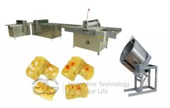 Caramel Treats Machine|Sachima Production Line
