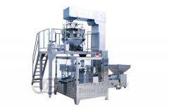 Fully Automatic Weighing Packing Machine Line