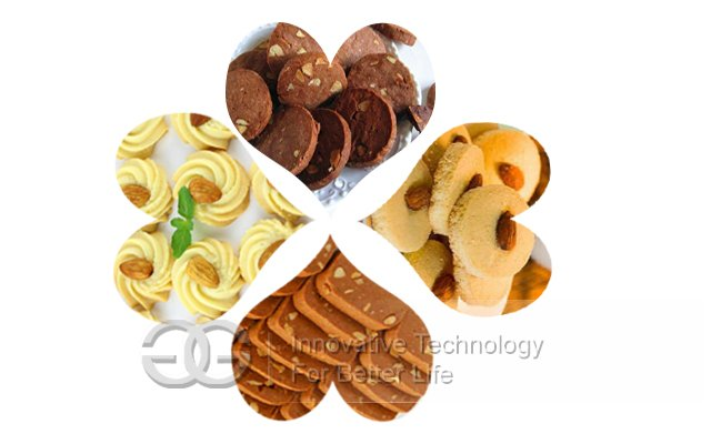 Almond Cookies Making Machine|French Cookies|Almond Biscuit Machine