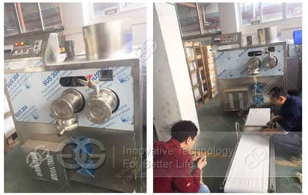 Rice Noodle Machine Sold to Indonesia