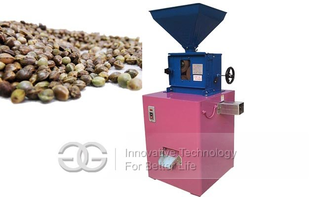 Coffee Bean Hulling Machine