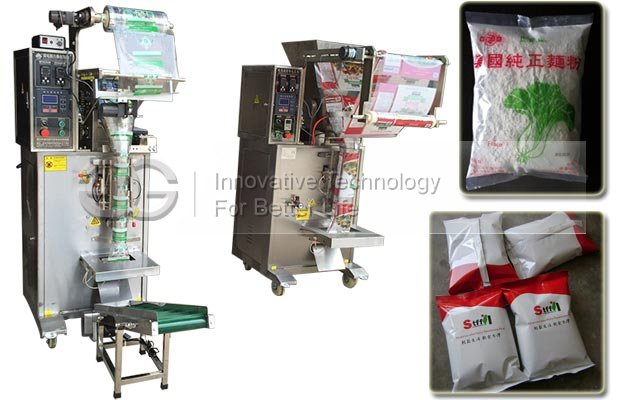 Automatic Spices Powder Pouch Packing Machine