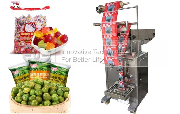 Automatic Chain Bucket Green Peas Packing Machine