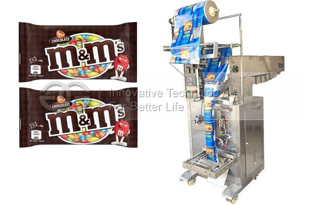 Automatic Chocolate Packing Machine