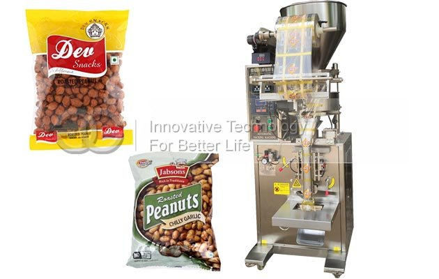 Flour Coated Peanuts Packing Machine