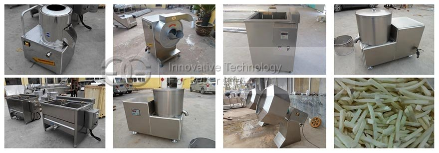Potato Chips Processing Equipment