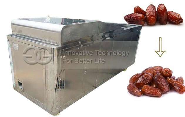 Automatic Dates Pitting Machine