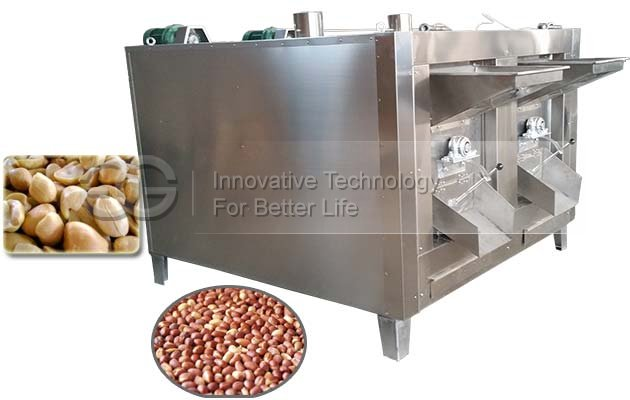 Commercial Almond Roasting Machine