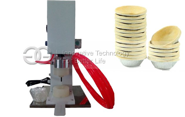 Egg Tart Skin Making Machine