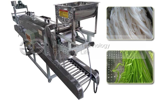 Rice Noodle Maker Machine