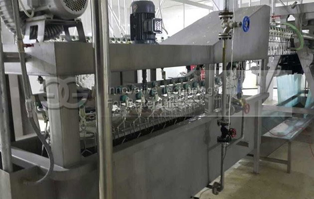 Automatic Poultry Slaughter Machine