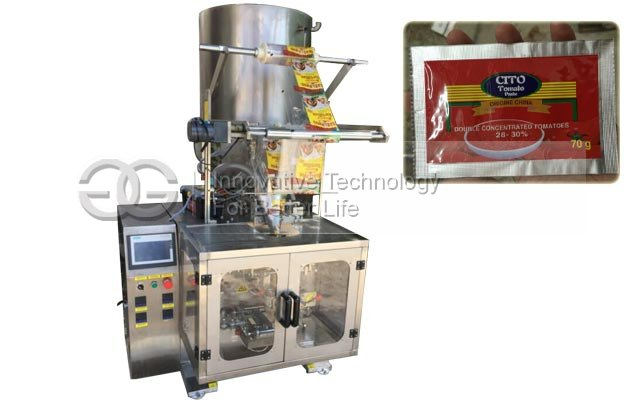 Automatic Tomate Paste Packing Machine
