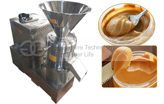 Commercial Peanut Butter Making Machine