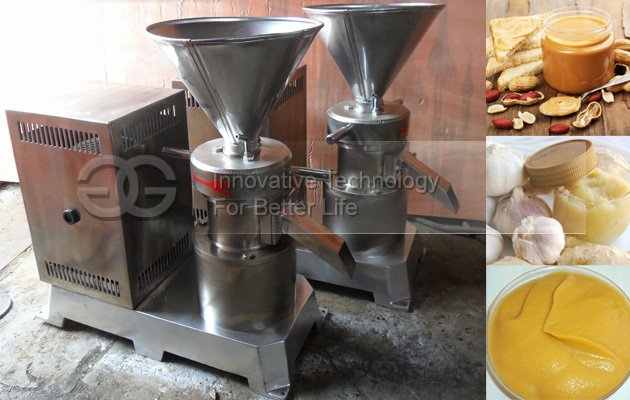 Sesame Tahini Machine Sold To Bulgaria