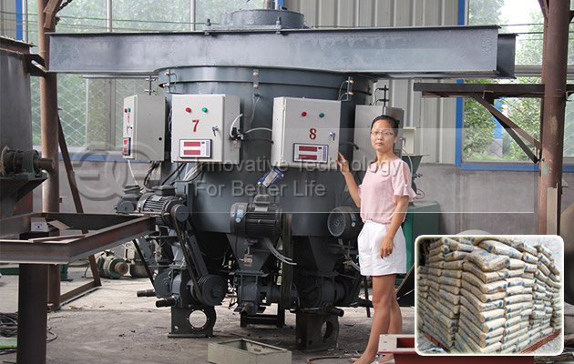 Rotor Cement Packing Machine