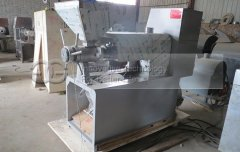 One set Oil Press Machine for Avocado to Tanzania