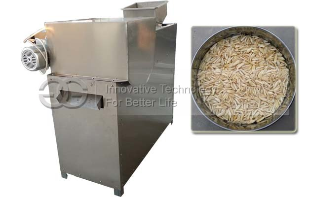 Automatic Almond Slivering Machine