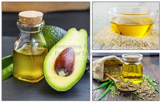 Avocado Oil Press