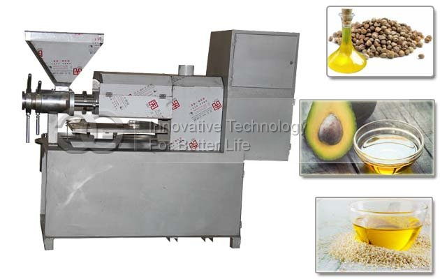 Screw Avocado Oil Press Machine|Oil Extraction Machine