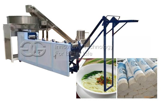 Small Scale Stick Noodle Making Machine Production Line