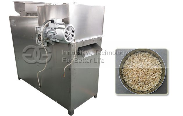 Peanut Strip Cutting Machine