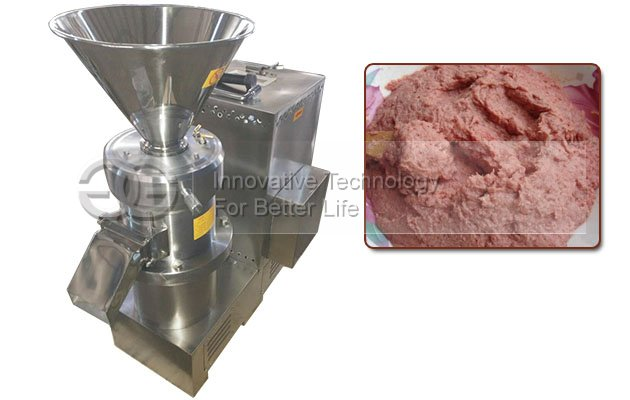 Commercial Meat Paste Grinder Machine