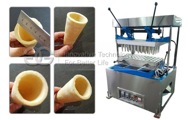 Commercial Pizza Cone Maker