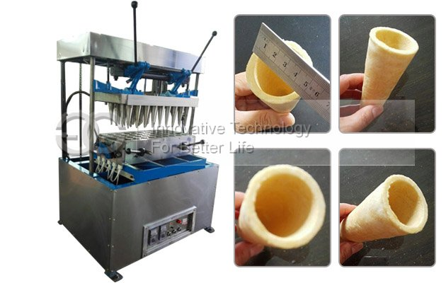 Commercial Pizza Cone Maker Machine Manufacturer