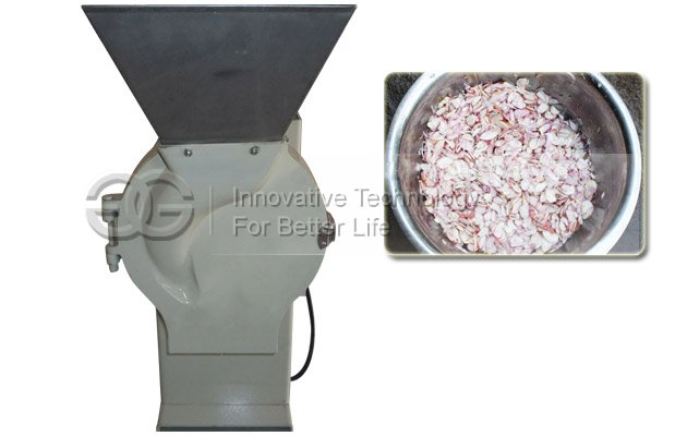 Garlic Slicer Machine