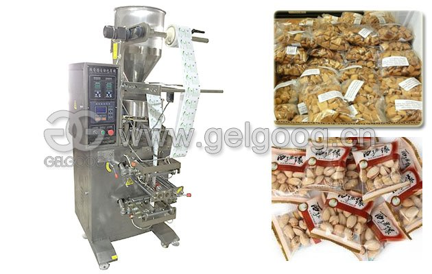 Automatic Chin Chin Packaging Machine
