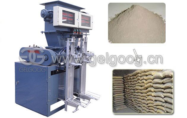 Two Mouth Cement Packing Machine