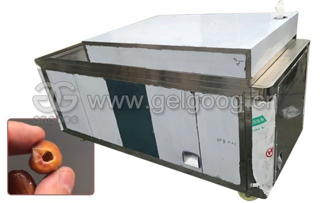 Palm Date Pitter Machine