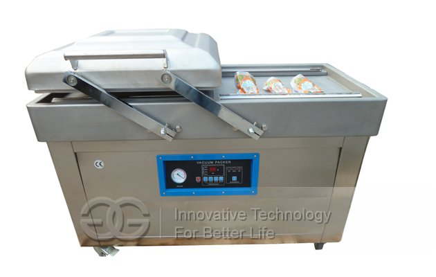 Commercial Rice Grain Vacuum Packing Machine For Sale