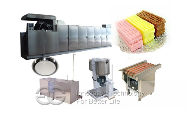 <strong>GG-27 Electricity Wafer Production line for Sale</strong>