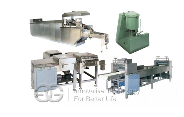 <strong>45 Mould Gas Heating Wafer Biscuit Production Line</strong>