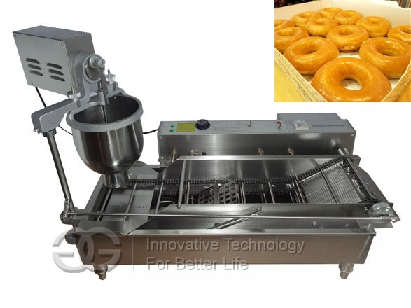 <b>Commercial Donut Making Machine</b>