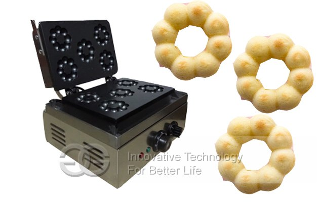 Automatic Lace Donut Machine
