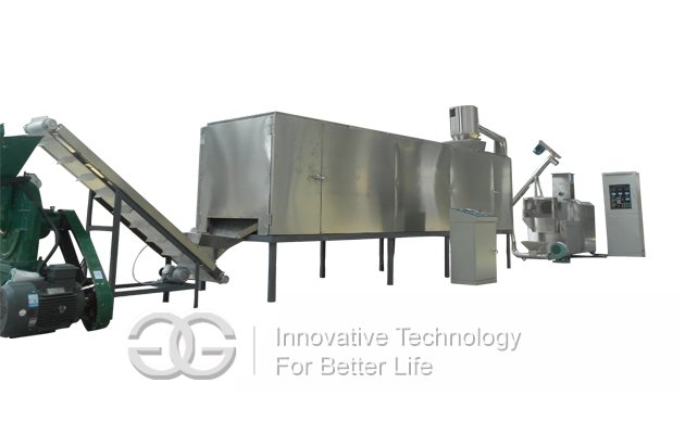 <b>Fish Feed Production Line</b>
