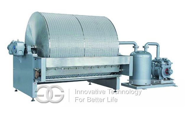 Vacuum Starch|Flour Dehydrator Machine