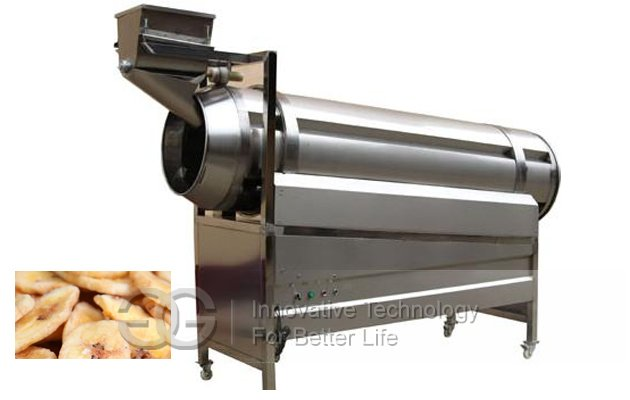 High Efficienct Stainless Steel Single-Drum Flavoring Machine on sale