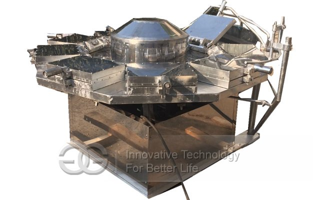 <b>Manul Wafer Biscuit Making Machine For Sale</b>